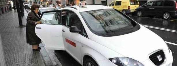 taxis de Euskadi