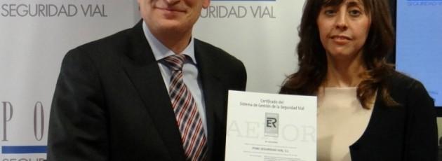 AENOR ISO 39001