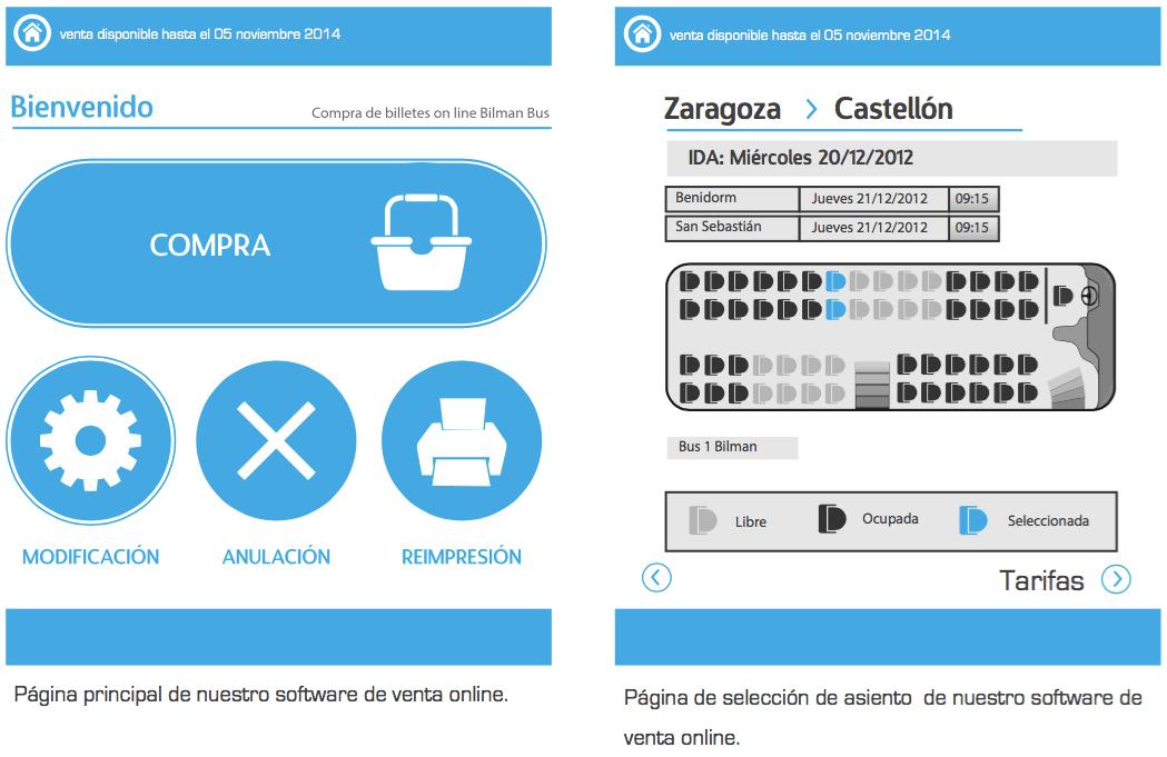 Software de Venta Online